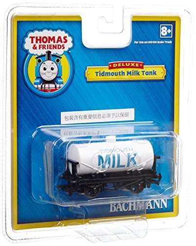 TIDMOUTH MILK TANKER - THOMAS THE TANK ENGINE AND FRIENDS by Bachmann