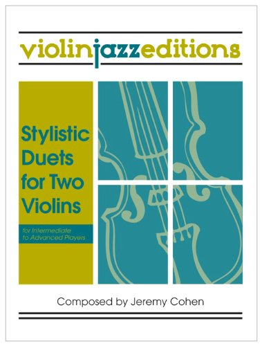 Stylistic Duets for Two Violins