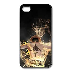iPhone 4,4S Phone Case Black One Piece DY7707975