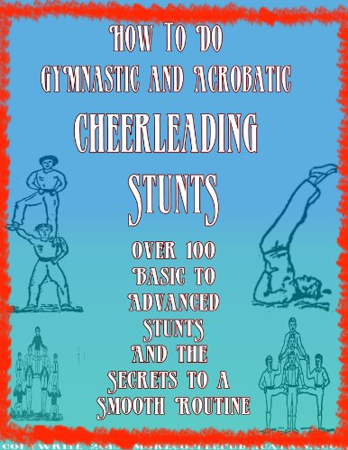 How To - A Book of Tumbling Tricks, Pyramids and Gymnastic Games | Basic Gymnastics | How to Gymnastics