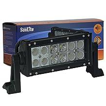 Sunlite 6-Inch Heavy Duty Light Bar 2304 Lumens 36W
