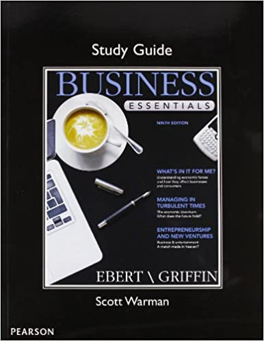 Business essentials (9th edition) 9th edition | rent 9780132664028.