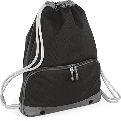Black BagBase BagBase Athleisure Athleisure Gymsac xwnTPvqWa