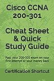 Cisco CCNA 200-301 Cheat Sheet & Quick Study