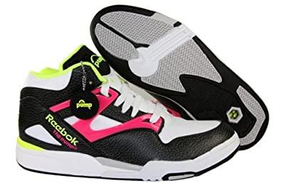 c5f47e509c7 Image Unavailable. Image not available for. Color  Reebok Pump Omni Lite  Pink Elephant Mens Basketball Shoes