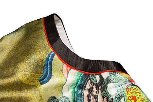 Cheongsam Premiumes Seiden Chinesisches 102 Großartig Aus Kunsthandwerk Reinen Fp1dx1Z