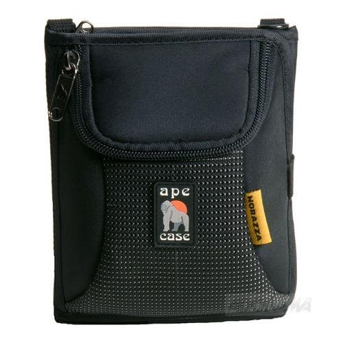 Ape Case AC252 Digital Camera Case with Wallet (Black) by Ape Case