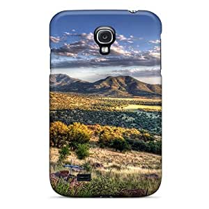 RFEKySs7557fUCCf Case Skin Protector For Galaxy S4 Marker On A Hillside With Nice Appearance