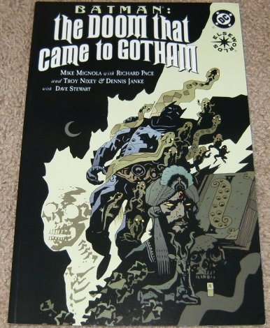 Batman: The Doom That Came to Gotham Book #2 of 3.