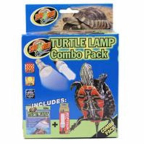 Zoo Med Combo Pack Turtle Lamp (Repti Lighting)