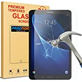 Tab A 10.1 Screen Protector, Pasonomi® [9H Hardness] [Crystal Clear] [Scratch-Resistant] Premium Tempered Glass Screen Protector Film for Samsung Galaxy Tab A 10.1 SM-T580N/T585N 2016 Release Tablet (Tab A 10.1 Tempered glass)