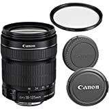 Canon EF-S 18-135mm f/3.5-5.6 IS STM Zoom Lens for Canon SLR Cameras (Certified Refurbished)