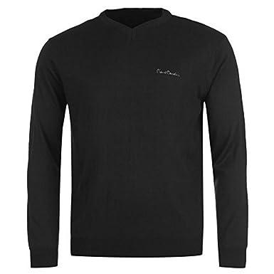 Pierre Cardin - Sweat Pull Col V Homme  Amazon.fr  Vêtements et accessoires e588b7ebb2c