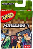 Toys : UNO Minecraft Card Game