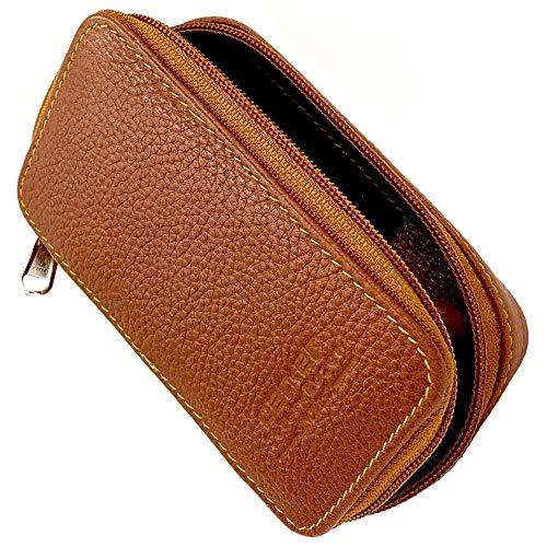 Genuine Leather Double Edge