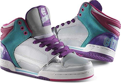 Etnies Skateboard Ladies Shoes Uptown 2.0 Grey/Blue Etnies Shoes