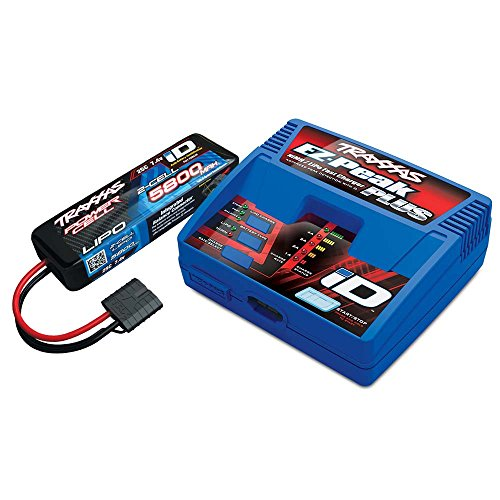 Pack Toy Battery - Traxxas 2992 LiPo Battery and Charger Completer Pack