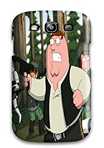 Galaxy S3 Case Slim [ultra Fit] Family Guy Star Wars Protective Case Cover