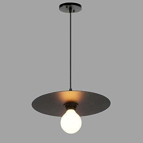 Lámpara colgante industrial americana lámpara de techo de ...