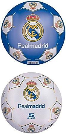 Real Madrid- Balon 23 cm (Smoby 50931): Amazon.es: Juguetes y juegos