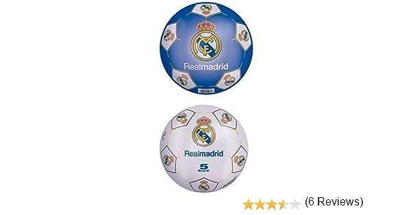 Real Madrid Balon 23 cm (Smoby 50931): Amazon.es: Juguetes y juegos