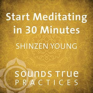 Start Meditating in 30 Minutes Speech