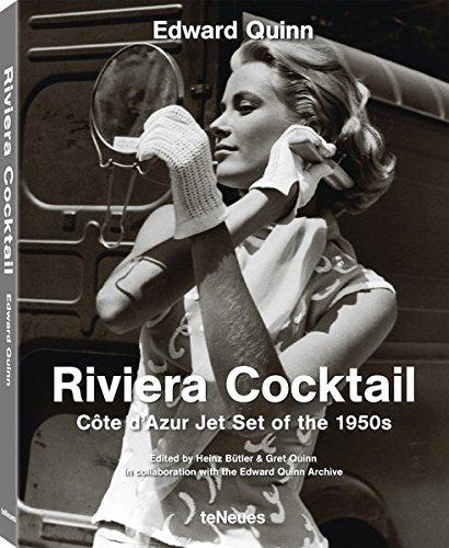 Riviera cocktail. Ediz. italiana, inglese, spagnola e tedesca (Inglese) Copertina rigida – 4 mag 2017 Edward Quinn TeNeues 3832769196 Altra illustrata