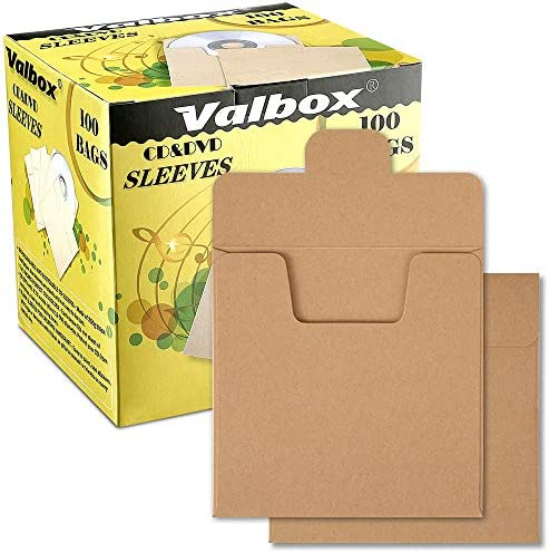 ValBox Sleeves Envelopes Cardboard Storage product image
