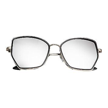 Moderne Damen Herren Unisex Sonnenbrille Sunglasses  UV Brillen Schwarz NEU DE