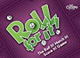 Roll for it! is everything you want in a game. It's fun! It's easy! It's fast! And it has lots of dice with cards to boot! At its heart, Roll for it! is a resource management game that blends the luck of the die roll with a decision making pr...
