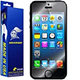 ArmorSuit MilitaryShield - Apple iPhone 5 Screen Protector (Case Friendly) Anti-Bubble Ultra HD - Extreme Clarity & Touch Responsive Shield with Lifetime Free Replacements - Retail Packaging