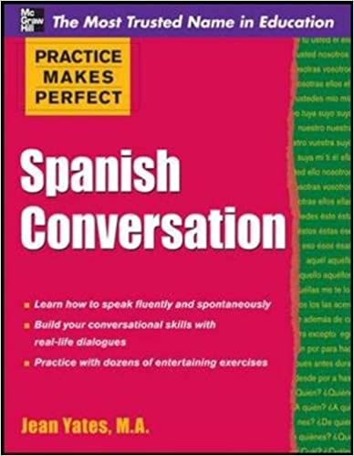 Amazon spanish conversation practice makes perfect spanish conversation practice makes perfect 1st edition fandeluxe Images