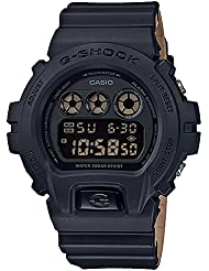 Casio DW6900LU-1 G-Shock Mens Watch Black 50mm Resin