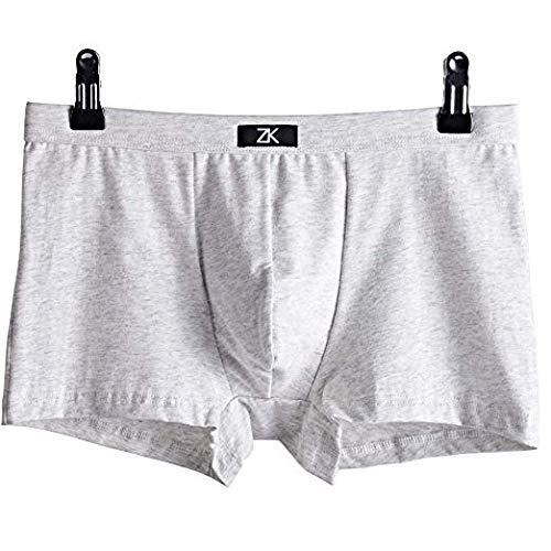Ultra Soft Mens Underwear Trunks Boxer Briefs Pulchram Cotton Mens Boxer Shorts Pack of 4