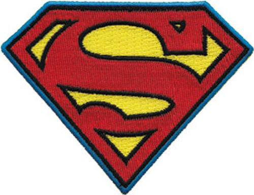 Superman Products : Application Superman Logo Patch