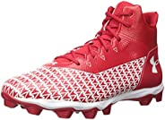 Under Armour Mens Hammer Mid Rm Football Shoe