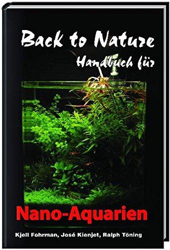 Back to Nature Handbuch für Nano-Aquarien