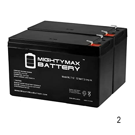 amazon com mighty max battery 12v 7ah new razor pocket rocket pr200 rh amazon com