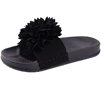 8907806b1bfce1 JYC 2018 Women Slippers High Thick Heel