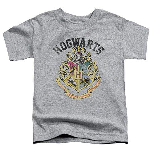 Toddler: Harry Potter- Hogwarts Distressed Crest Baby T-Shirt Size 2T