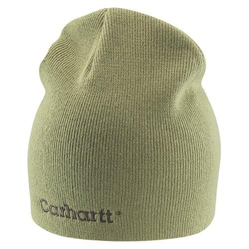 Carhartt Women's Logo Knit Hat,Green,One Size