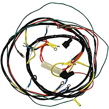 Ford 600 Tractor Wiring Harness