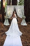Wedding Decorations White Aisle Runner 100 x 3 ft