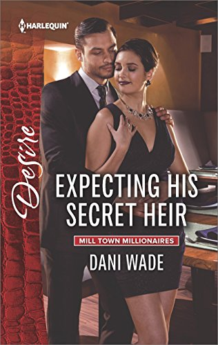 Book Cover Of Expecting His Secret Heir