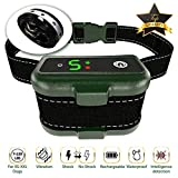 TBI Pro [Newest 2019] Rechargeable Bark Collar - Upgraded Smart...