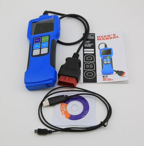 Autek Professional 2.8'' Color Screen T70 Auto Diagnostic Code Reader Scanner EOBD OBD2