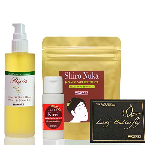 Traditional Japanese Skin Care