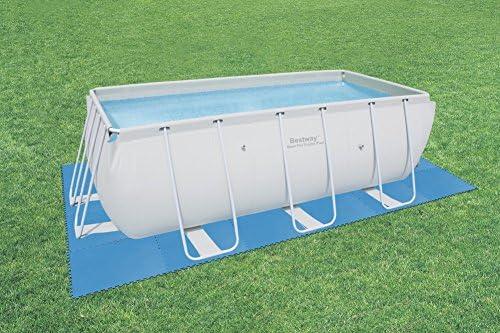 Bestway protezione per il fondo della piscina blu