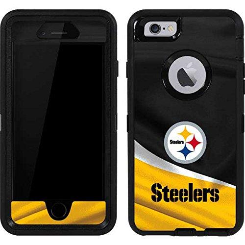 NFL Pittsburgh Steelers OtterBox Defender iPhone 6 Skin - Pittsburgh Steelers (Pittsburgh Steelers Phone Case)