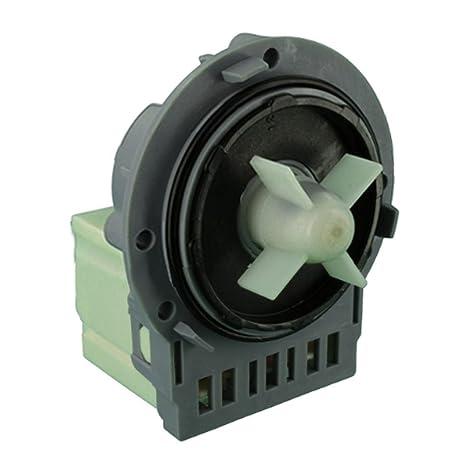 Spares2go Askoll Tipo bomba de desagüe para lavadora (parte ...